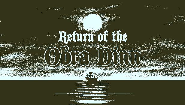 【遊戲心得】奧伯拉丁的回歸  Return of The Obra Dinn