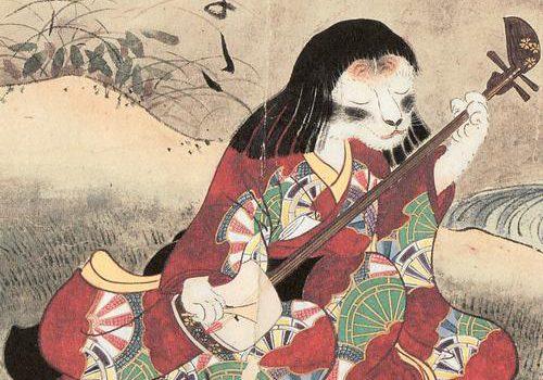【怪物目擊】小心你的貓彈起三味線?日本貓又傳說