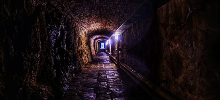 【死亡巡禮】大肚山望高寮與東海古堡(下):神祕坑道的詭異之聲