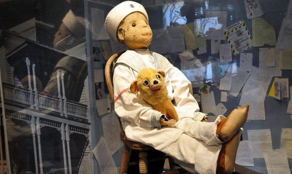 【靈異故事】人類會死,但鬼娃會永生!羅伯特娃娃的百年鬧鬼傳說