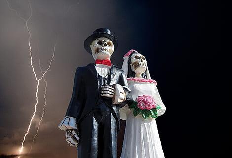 【黑色民俗】姻緣天注定!不用撿紅包新娘也會到你家:1953年高雄中洲冥婚事件