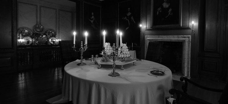 【都市傳說】來的客人是未來老公,還是奪命惡魔?千萬別做的恐怖儀式「沉默晚餐」