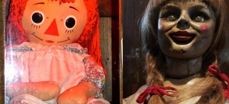 【靈異故事】小心鬼娃就在你身邊!「安娜貝爾」的真實故事