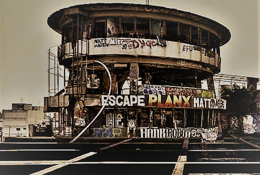 【死亡巡禮】臺中千越大樓:繁華中被遺忘的火災廢墟