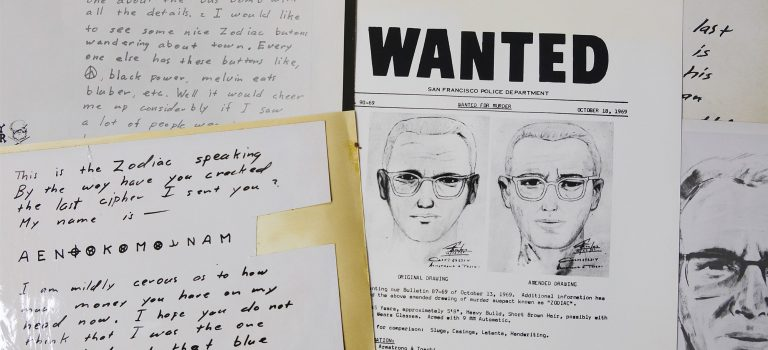【連環殺手】黃道帶殺手:橫行加州屠殺情侶,寄密碼信挑釁的狂人!