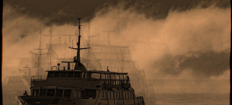 【都市傳說】幽靈船現身衛爾康大火?幽靈船與「採船」傳說大比拚
